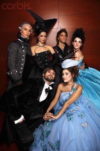 Mozart L'opéra Rock  © CORBIS in MOZART L'OPERA ROCK