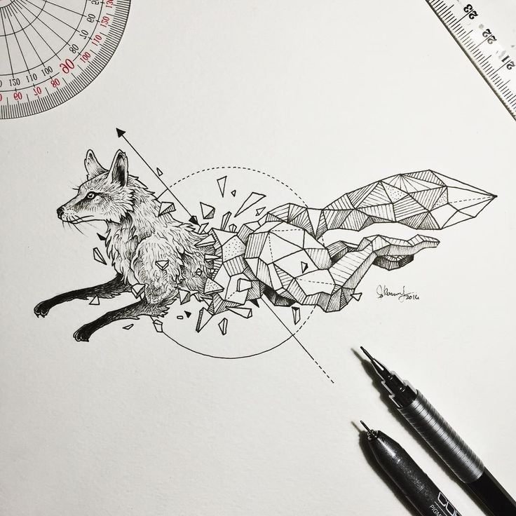 "The Manila-based illustrator Kerby Rosanes (aka Sketchy Stories) created collection called ""Geometric Beasts"" – wild animals emerge from crystalized, geometric confinement, offering a playful combination between the real and the surreal. ""The 24-year old artist considers his art as a personal hobby which turned out to be his part-time freelance work after being recognized by …"