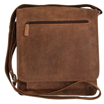 The Canada Leathers Collection - Messenger Bag style Adrian Klis 2708