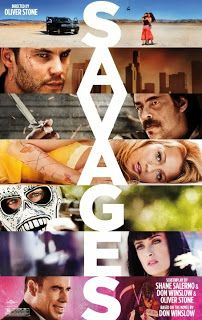 Taylor Kitsch: Savages