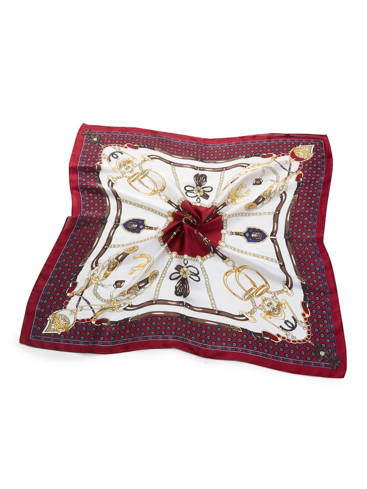 Shop Chain Print Bandana online. SheIn offers Chain Print Bandana & more to fit your fashionable needs.