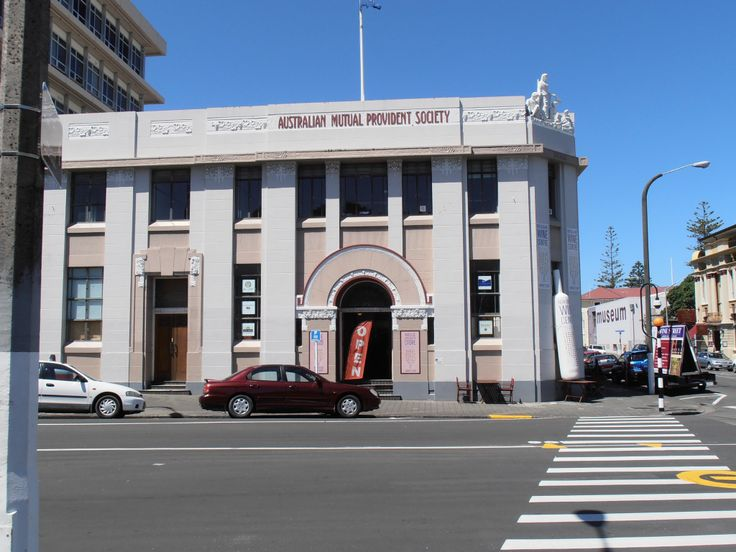 Art Deco NZ Napier