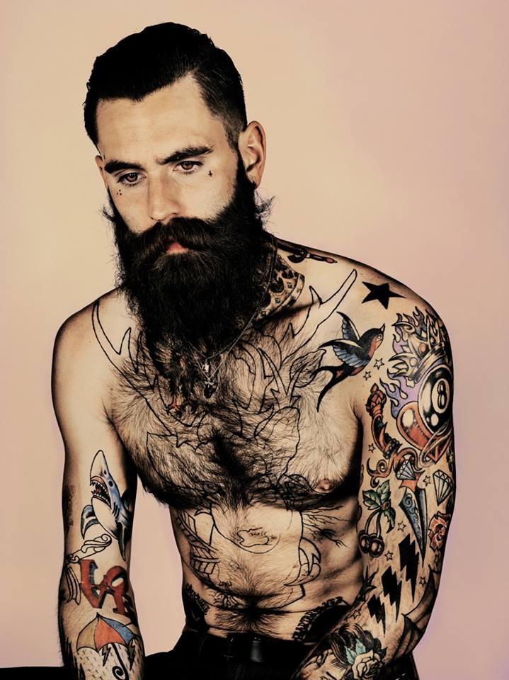 Ricki Hall by photographer Brock Elbank