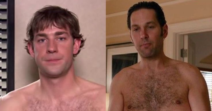 8 schlubby and nerdy actors who went the beefcake route for the sake of art.