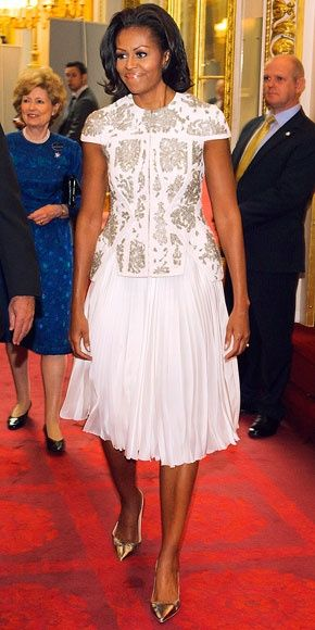 First Lady Michelle Obama the President's MVP |