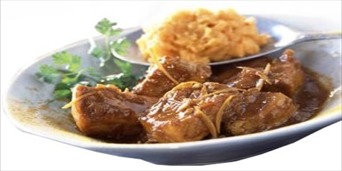 The National Dish of Martinique is