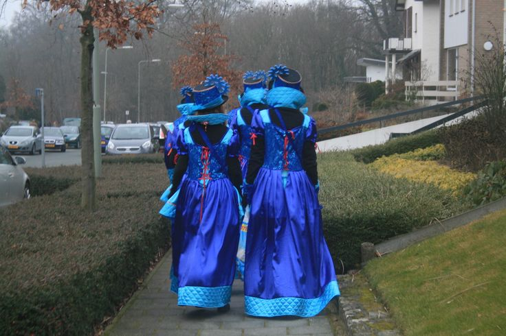 In the south of the Netherlands is now carnival!!!!