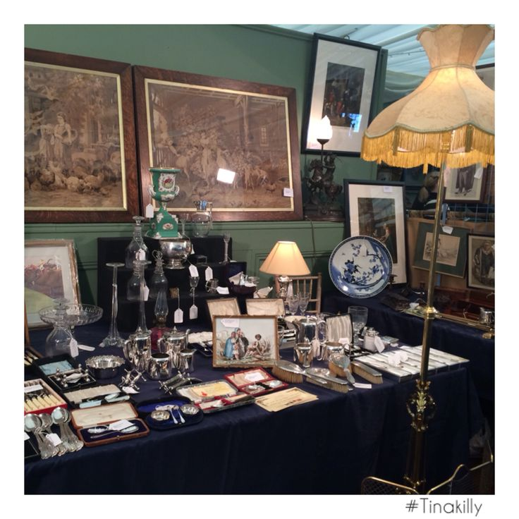 Tinakilly Antiques Fair #AntiquesFair #Tinakilly