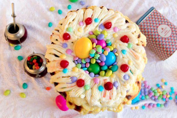 ROSCA DE PASCUAS – EASTER ROUND CAKE (KID FRIENDLY!)