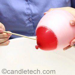 Risparmio: candele decorative fai da te - vivere verde