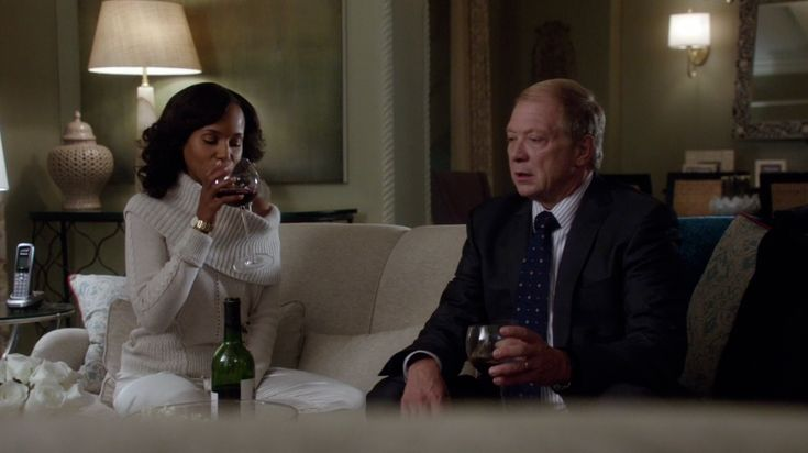 I love these long-stemmed wine glasses from Scandal!