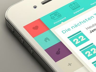 iPhone Sidebar by Riccardo Carlet