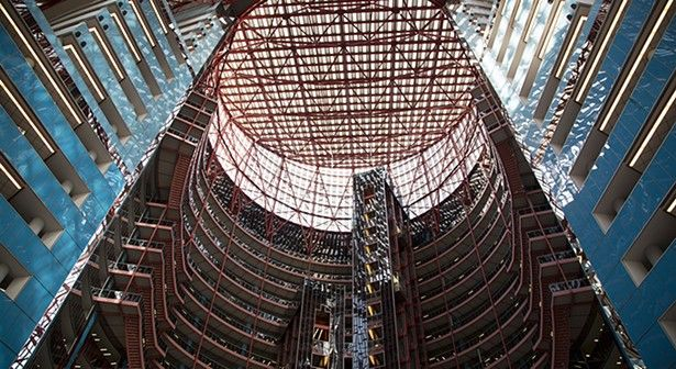 The Thompson Center is Chicago's endangered, postmodern Pantheon | Best of Chicago 2016 | Reasons to love Chicago | Chicago Reader