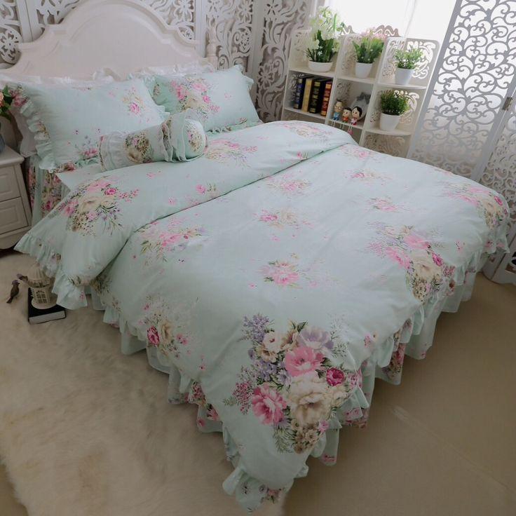 117 Best Lace Elegant Bedding Set Images On Pinterest