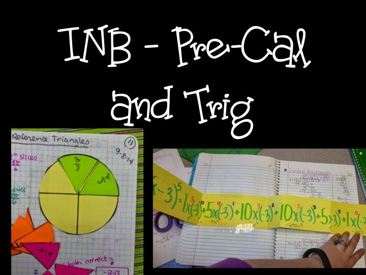 Is there a place where i can teach myself pre-cal or trig on the internet?
