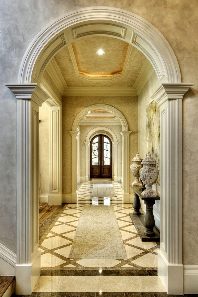 26 best luxury entry images on pinterest entrance hall for Award winning interior design websites