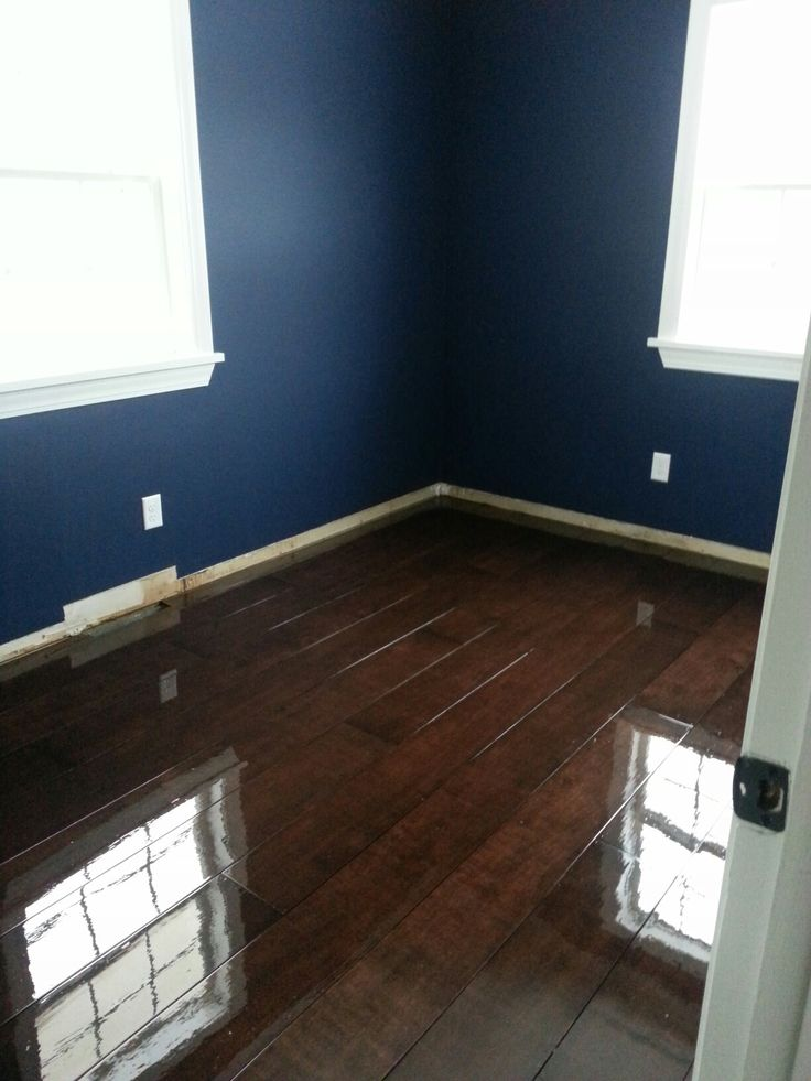 "1/4"" luan plywood general finishes java gel stain and floor poly"