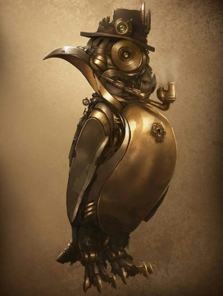 408 best Steampunk art.... images on Pinterest