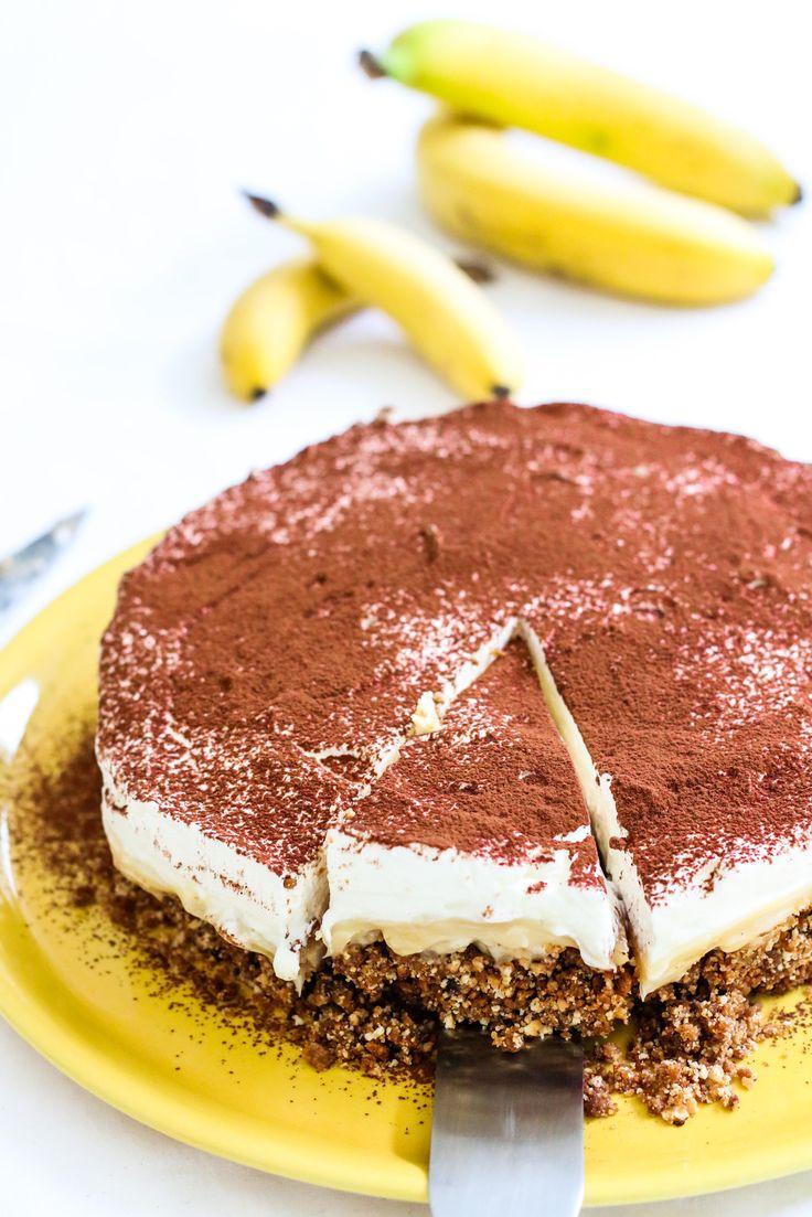 Le banoffee pie est dessert briatnnique créé en 1972 dans un restaurant de l'east Sussex.Son nom est un mix entre banane et toffe (qui veut dire caramel).Banoffee Pie est à préparer quelques heures à l'avance Pour 4 personnes Préparation : 20 minutes...