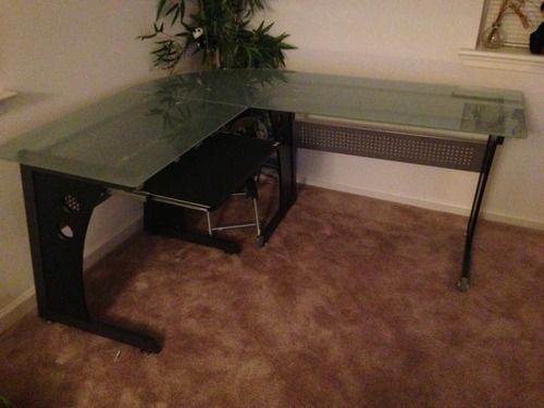 9 best budget corner office desks for pc gaming 2017 gaming desk and desks. Black Bedroom Furniture Sets. Home Design Ideas