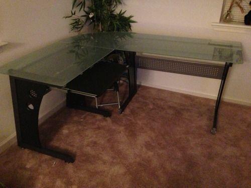 best corner pc gaming office desk 2016 desks computer desks and gaming. Black Bedroom Furniture Sets. Home Design Ideas