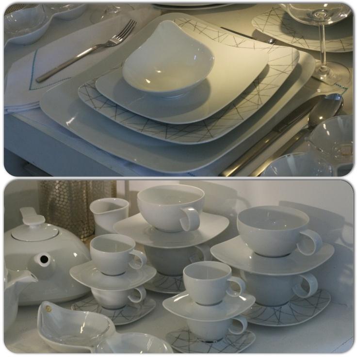 M s de 25 ideas incre bles sobre vajilla blanca en for Ikea vajillas completas