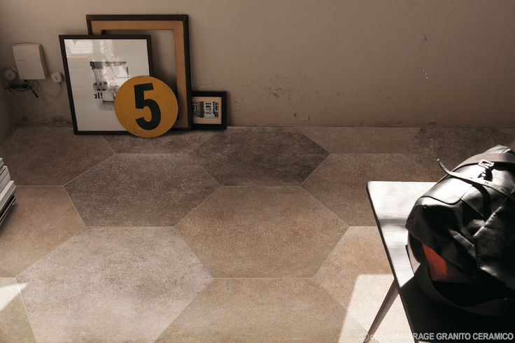 MIRAGE: Heritage Collection | #Architecture #Design #Ceramics #Tiles #Ecology #Beige #Brown #Study_room #Floor #Classic
