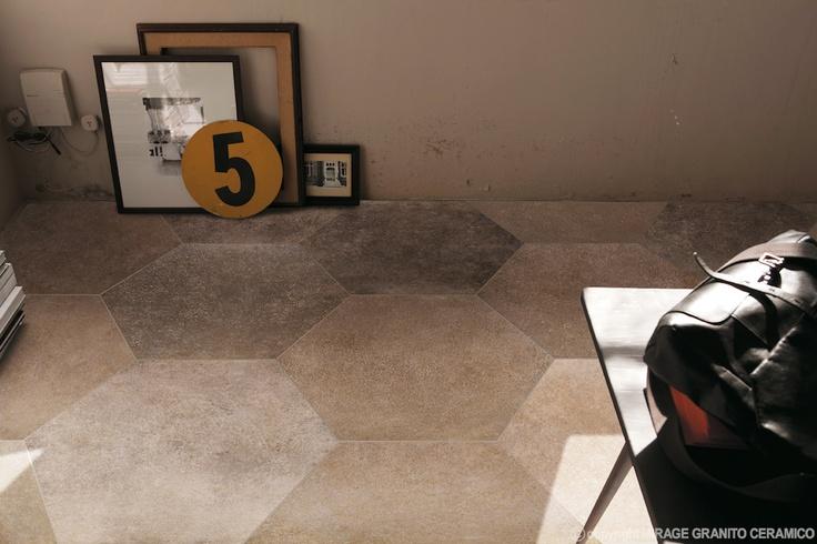 MIRAGE: Heritage Collection | #Architecture #Design #Ceramics #Tiles #Ecology #Beige #Brown #Study_room #Floor #Classic
