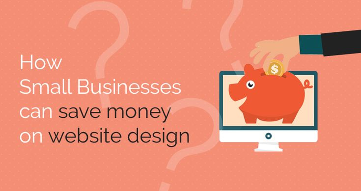 Here are tips to save more money on small business website design and…