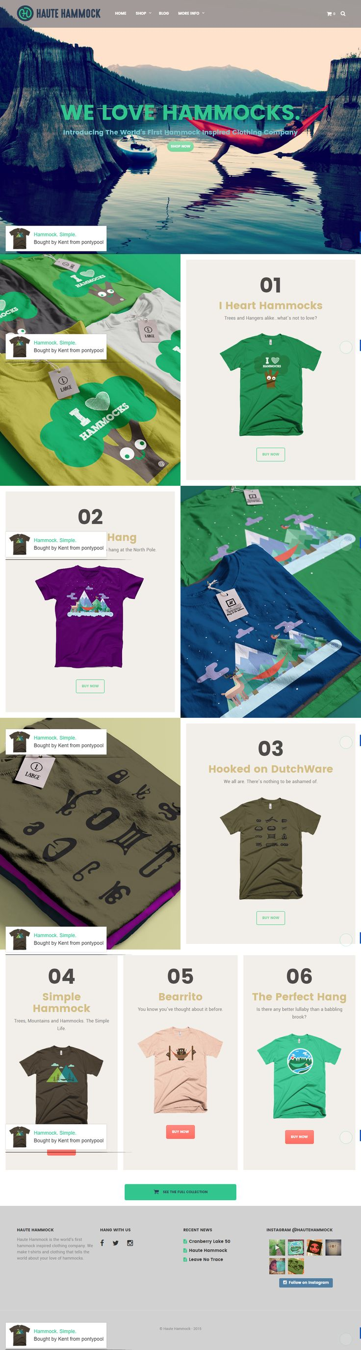 hautehammock.com was built using Shopkeeper WordPress theme #wordpress #design #template #tshirts #hammocks http://themeforest.net/item/shopkeeper-responsive-wordpress-theme/9553045?&utm_source=pinterest.com&utm_medium=social&utm_content=haute-hammock&utm_campaign=showcase