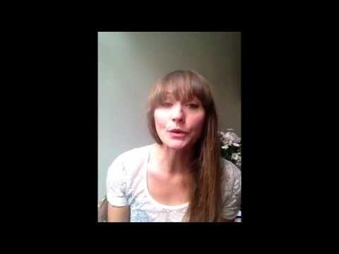 Say hello Marte Wulff! Trivelig videohilsen fra Marte før hun skal på Oscarsborg Akustiske.