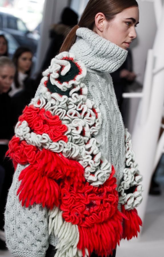 Delpozo Fall/Winter 2015 Trunkshow Look 17 on Moda Operandi