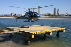 helicopter landing on water - Google Search