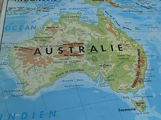 Australie, 4 maanden rondgereisd in m'n eentje. Begonnen in Melbourne, naar Ayers Rock, even in Darwin, via Cairns naar beneden. Twee maanden New Zeeland geweest en in Perth vrienden bezocht, samen met Clemens richting Broome, de westkust. Te gekke reis