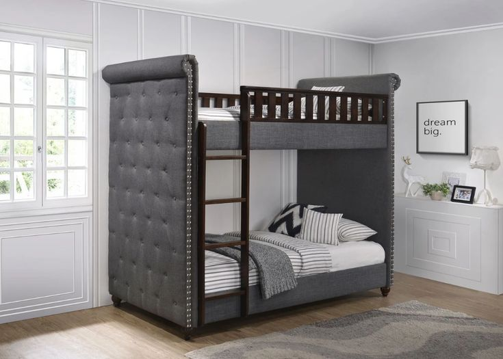 Best Twin Over Twin Bunk Bed In 2020 Bunk Beds Twin Bunk 640 x 480