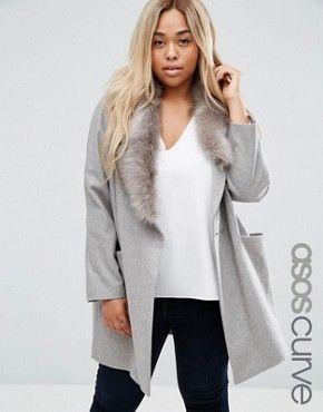 Manteaux grande taille | Vestes grande taille et manteaux grande taille | ASOS                                                                                                                                                                                 Plus