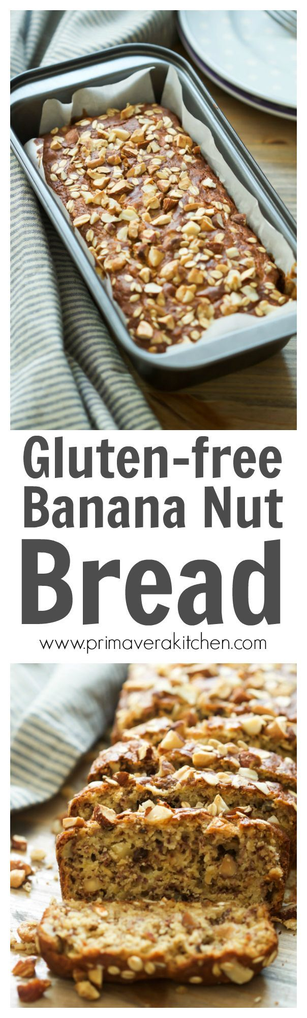gluten-free-banana-nut-bread - This Gluten-free Banana Nut Bread is ...