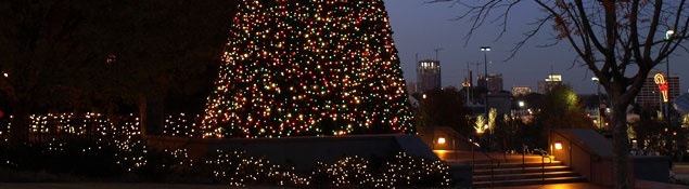 Holiday in Lights | Centennial Olympic Park