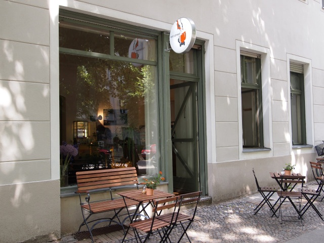 Five Elephant, Coffee & Cake | Reichenberger Straße 101 | Berlin