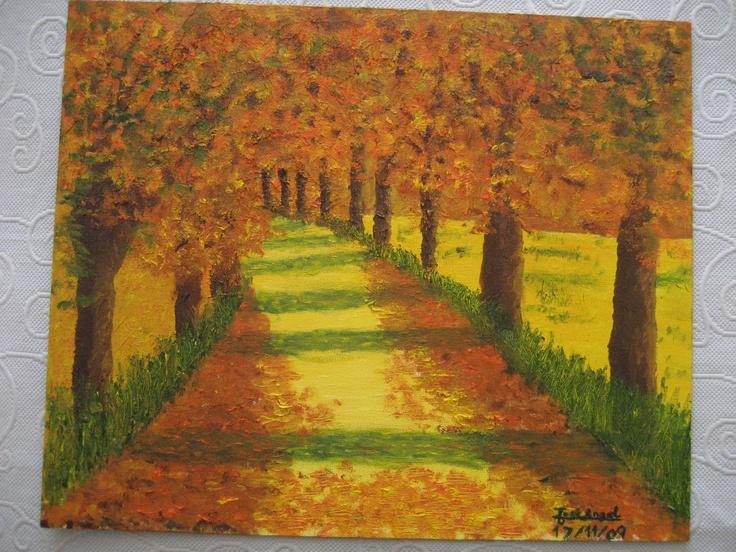 The automn path