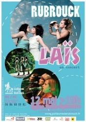 Concert du groupe Laïs, Rubrouck, Nord-Pas-de-Calais