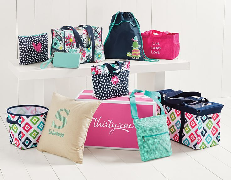 Bright & Bold Full Enrollment Kit Take control of your future by becoming a business owner with Thirty-One Gifts this Spring!
