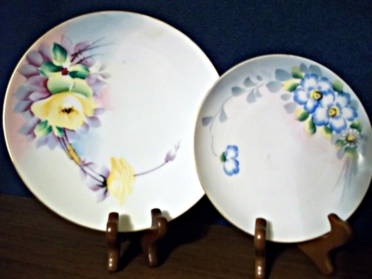 These are beautiful Nippon (1850-1921 Meiji Japanese-era) porcelain that is highly collectable. This can be found in our eBay store (http://www.ebay.com/sch/timelesstreasureshop/m.html?_nkw=&_armrs=1&_from=&_ipg=25&_trksid=p3686)