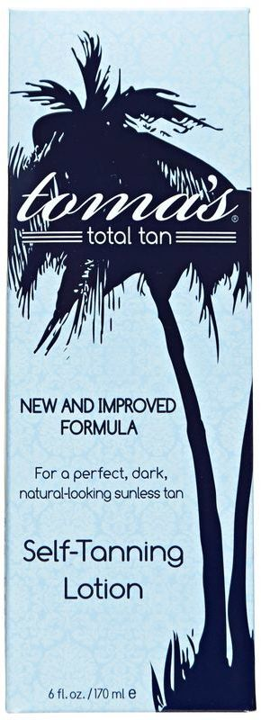 Toma's Tan Self Tanning Lotion