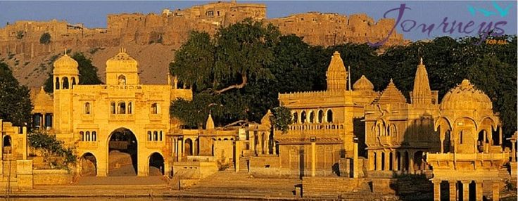 If castles built in air enthrall you, then marvels  erected on the sands of Rajasthan shall surely leave you stunned! #JFA let you discover sides of this incredible  state that you didn't know of.