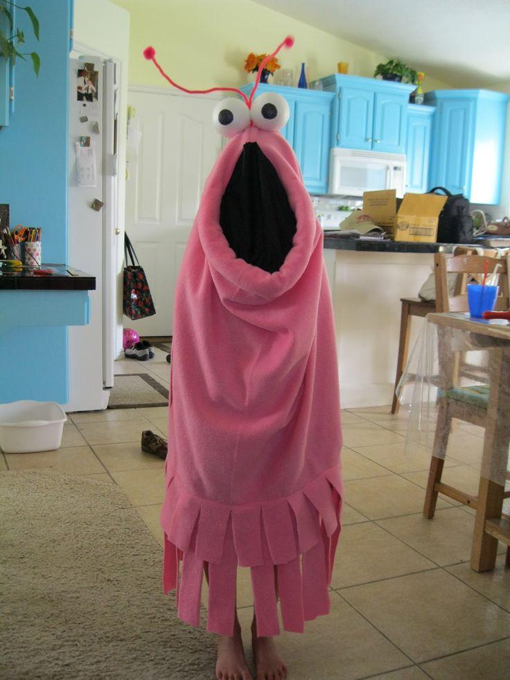 Popper and Mimi: DIY Yip Yip Costume Tutorial (Yip yip yip yip, uh huh, uh huh)