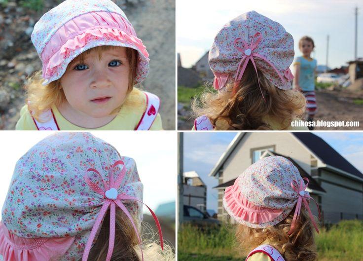 детская панамка на лето своими руками - Поиск в Google