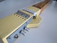 The lap steel guitar is a type of steel guitar, an instrument derived from and similar to the guitar. The player changes pitch by pressin...