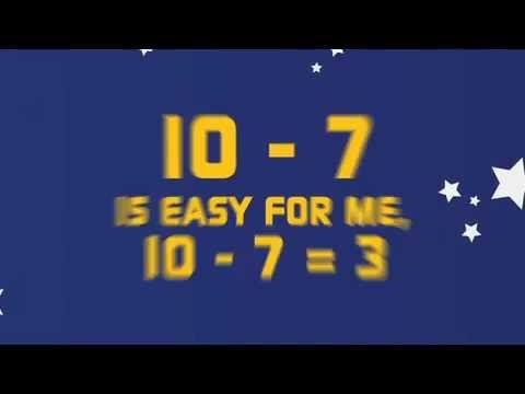Flocabulary - Addition and Subtraction - Know About 10s