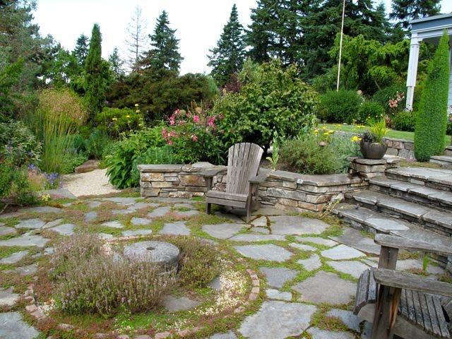 80 best images about Circular Garden Ideas on Pinterest